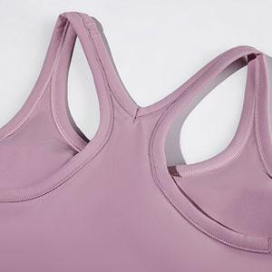 Y back sports bra