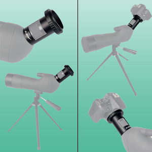 Svbony T Ring Kamera Teleskop Objektiv Adapter Kamera