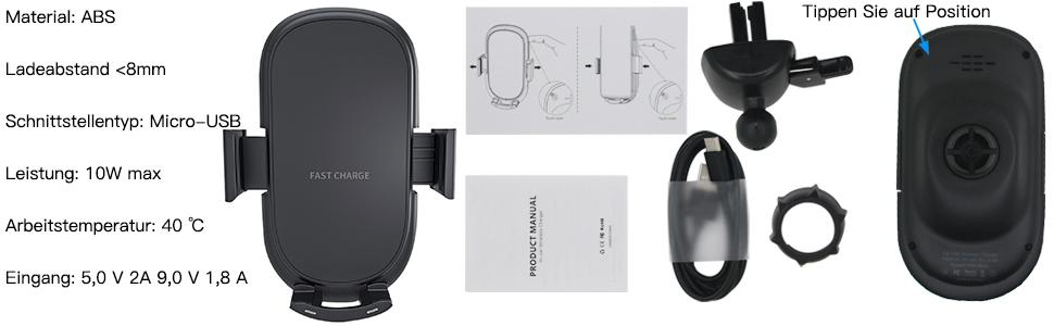 sumicorp.com Elektronik & Foto Kabellose Ladegerte Nexus 5/6 ...