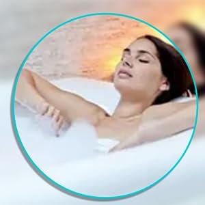 Védela Naturals Bath Salt Set of 3 SPN-FOR 1