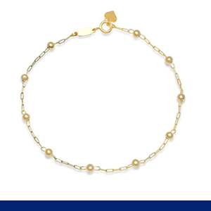 """ITALIAN 2TONE W//R OR ROSE GOLD PLATED 925 SILVER DIAMOND-CUT DC ANKLET 9/""""-10/"""""""