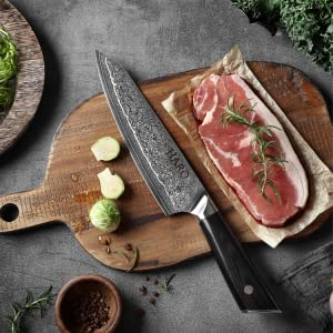 """HARO PACIFIC SERIES 8"""" CHEF KNIFE"""