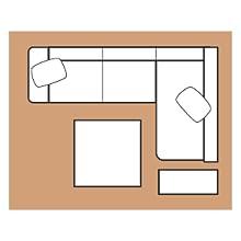 large area rug living room