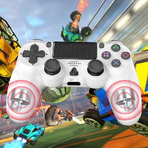Wireless Gaming Controller for PS4