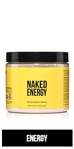 Amazon.com: Vanilla Less Naked Mass - All Natural Weight