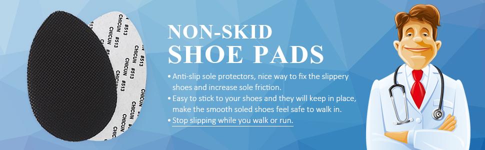 Non-Slip Shoes Pads