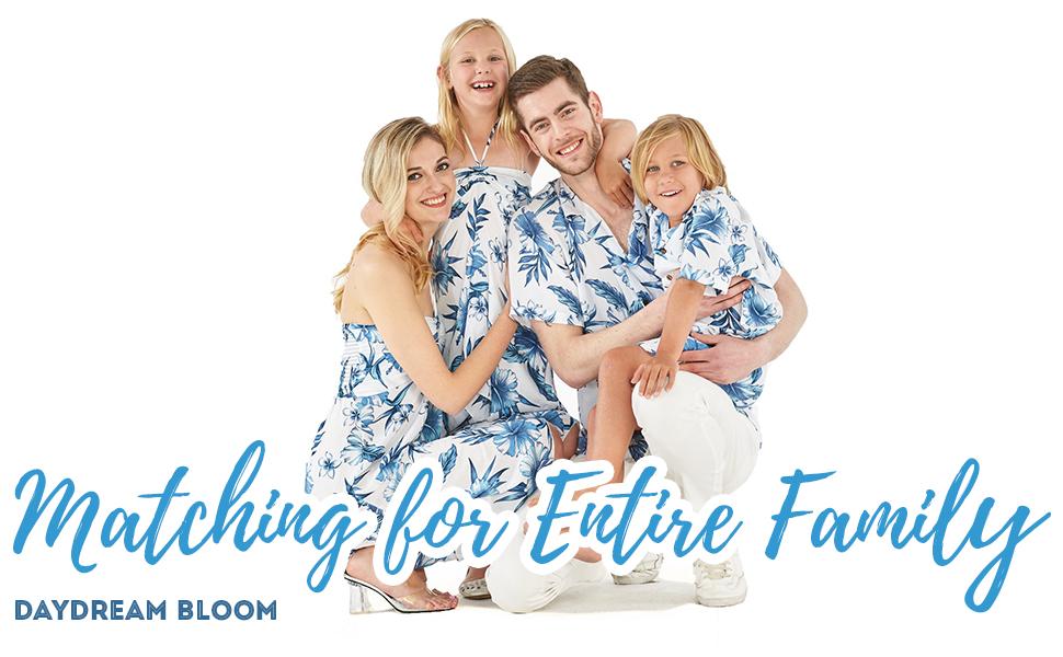 Hawaii Hangover Hawaiian Family Matching