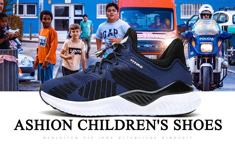 Running shoes for children