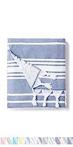 turkish towel beach oversized fouta peshtemal bath towels large striped luxury thick