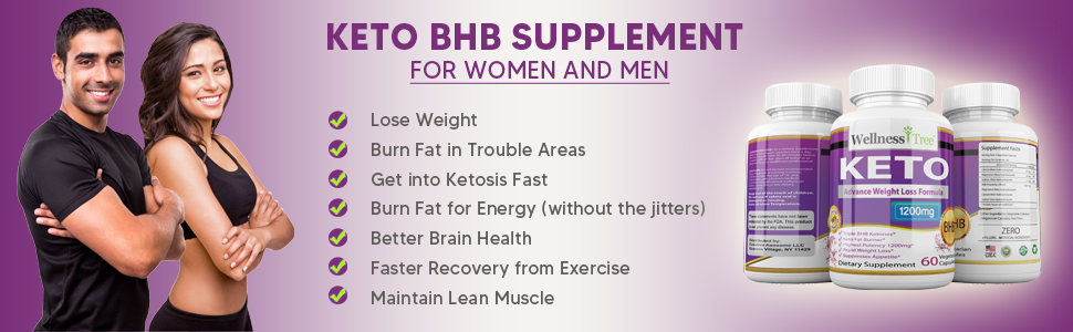 Keto BHB Weight Loss