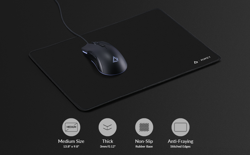 AUKEY Small Mouse Mat