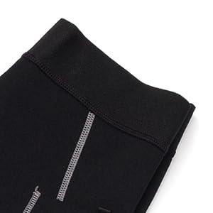 high compression wide waist band