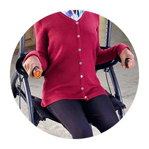 Upwalker, UPWalker upright walker, walker, walk upright, stability, handles, support