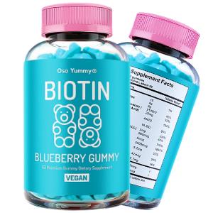 nail growth biotin supplement