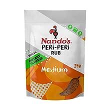 PERi-PERi Sauce medium dry rub