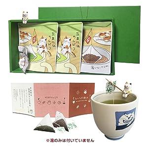 ねこ茶ティーバッグギフトセット