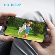 HD 1080P Video Resolution