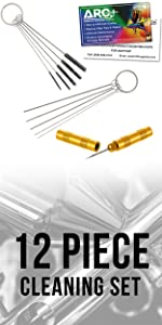 12 Piece Cleaning Set