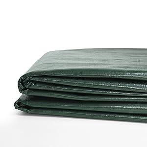 zeil van polyethyleenweefsel 140 g/qm