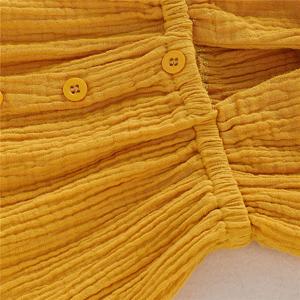 toddler girl yellow dress