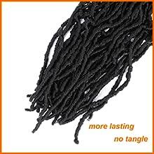 soft locs crochet hair