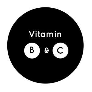Vitamin B and C