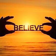 Believe Men Women Stress Relief Reiki Yoga Diffuser Semi Precious