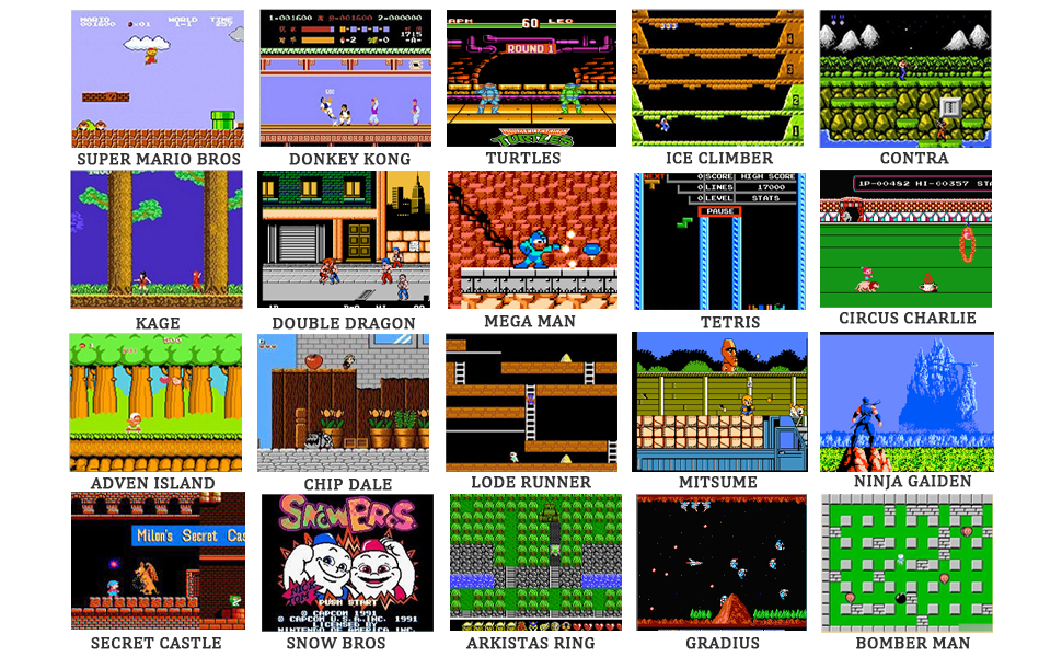 nes game console classic video games av output retro game console  handheld gaming console 620