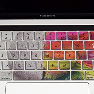 MacBook Pro 13 inch Keyboard Cover A1706