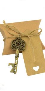 wedding key favors wedding favors key opener favor gold bottle opener keys vintage key for wedding