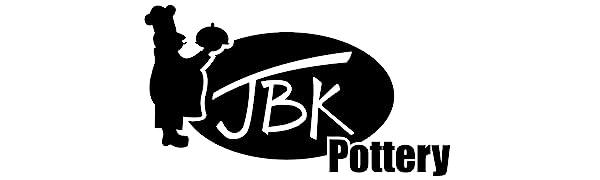 JBK Pottery Logo
