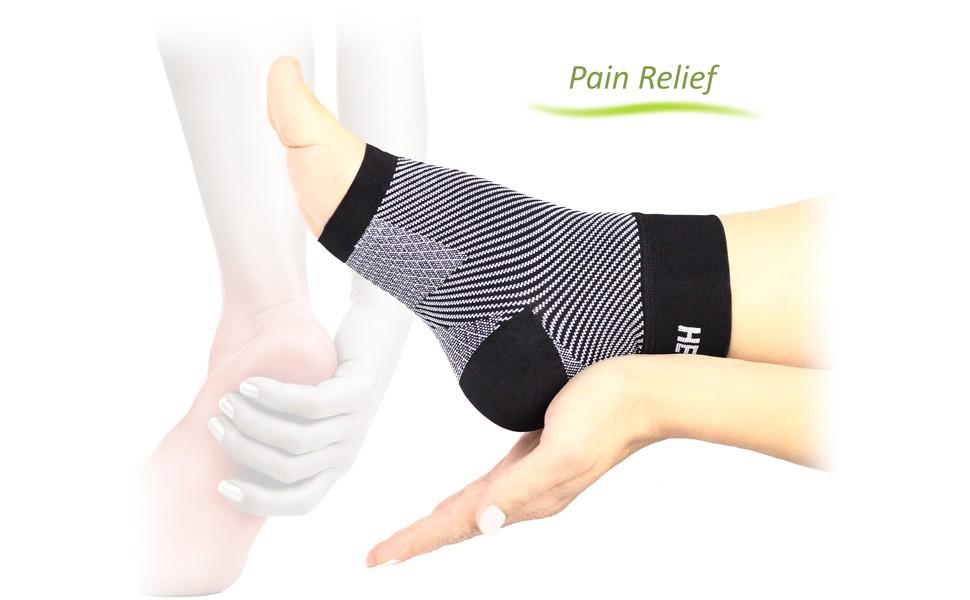 Foot Heel Pain Relief