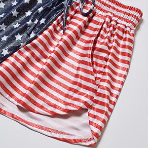drastring shorts women