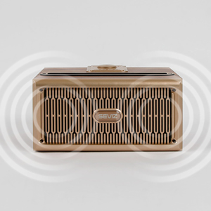 Deep and powerful sound speaker