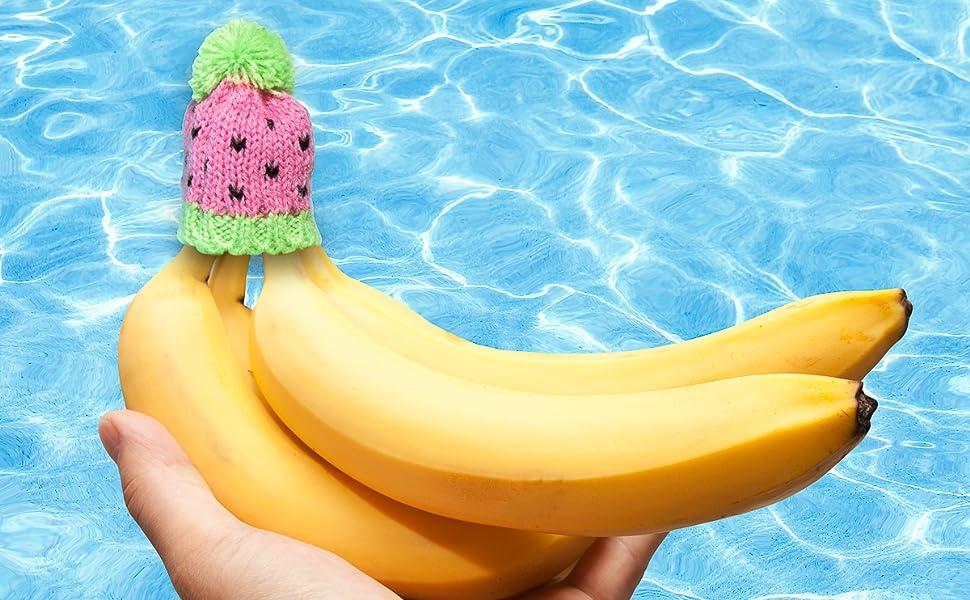 Watermelon Nana Hat