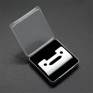 Ceramic clipper blade