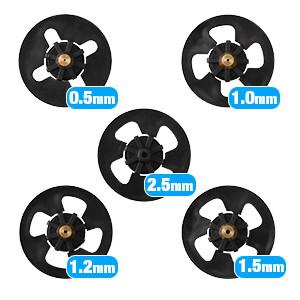5-size nozzles
