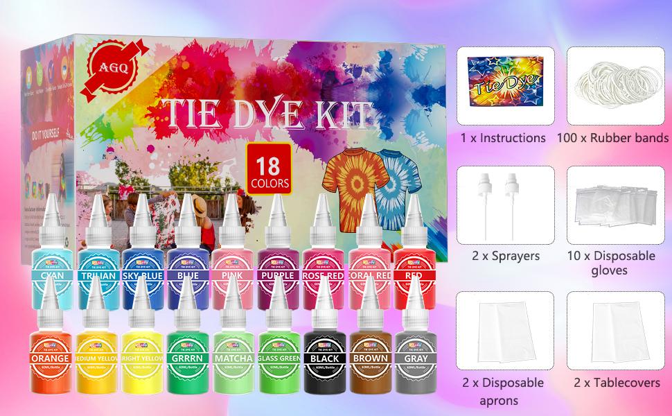 Tie Dye Kit 04