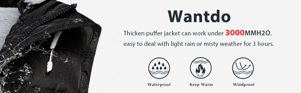 Men's Winter Puffer Vest