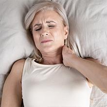 Nekteck massage pillow