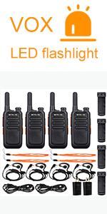 small walkie talkie