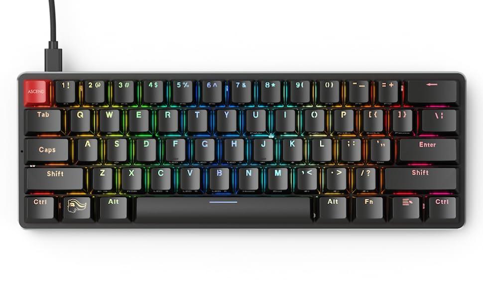 Compact Keyboard Glorious GMMK
