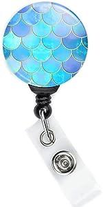 Mermaid Badge Reel