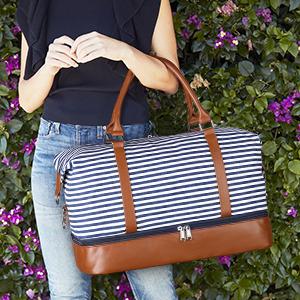 Women Overnight Duffel Bag