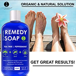 remedy antifungal soap helps wash away body odor remedy wash antifungal soap remedy antifungal