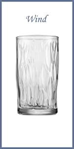 wind drinking glasses