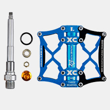 sealed bearing pedals