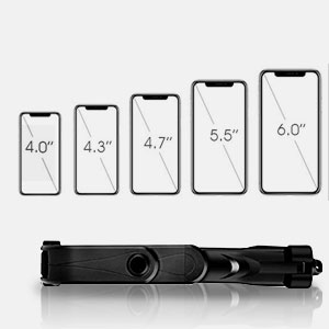 Mobilife Selfie Stick Bluetooth Extendable