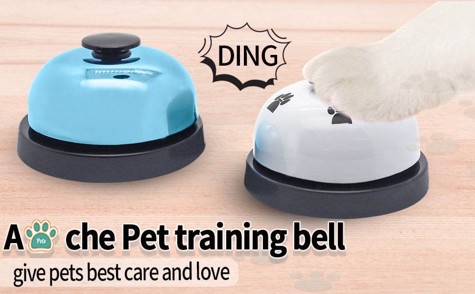 cat bells for training