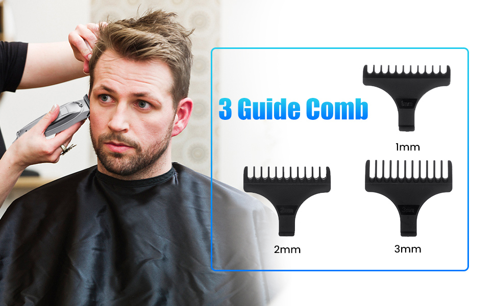 Guide comb